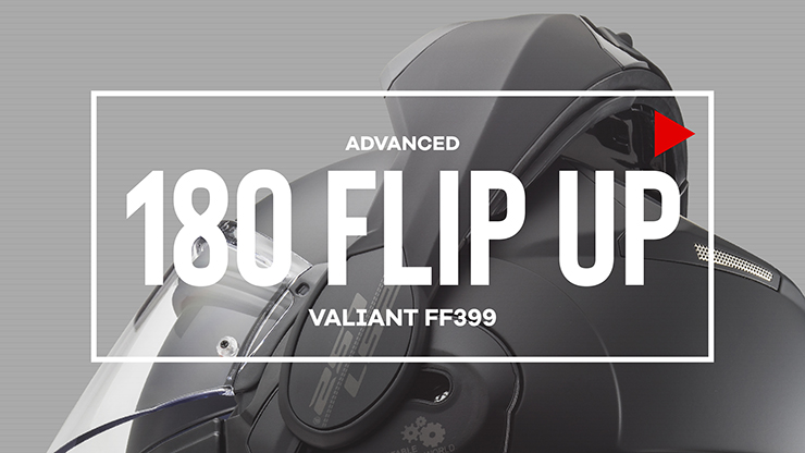 NEW VALIANT 180 FLIP UP