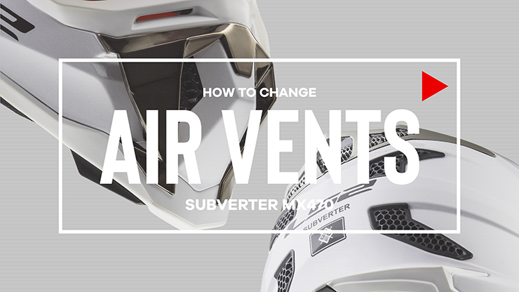 NEW SUBVERTER AIR VENTS