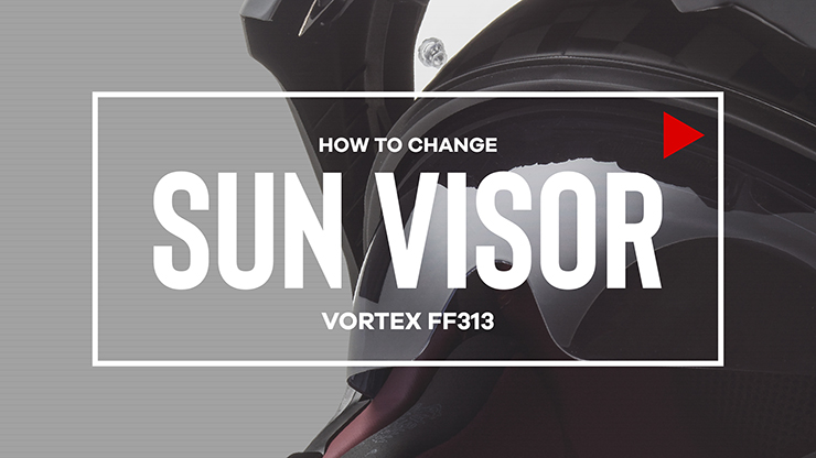 NEW VORTEX SUN VISOR
