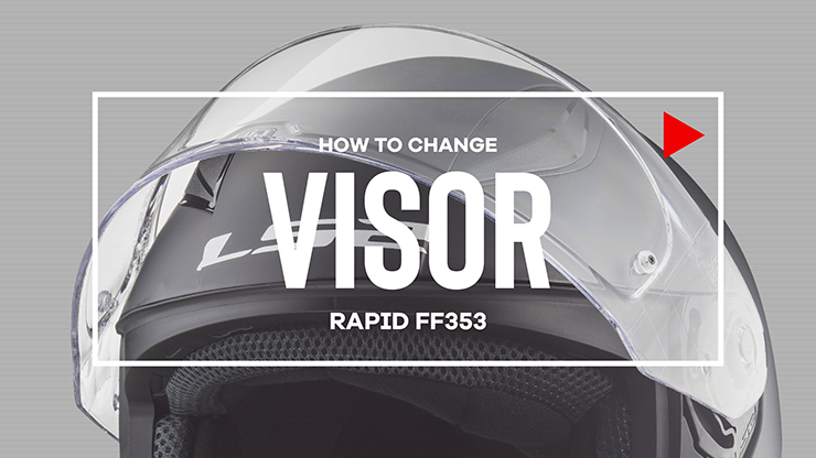 NEW RAPID VISOR